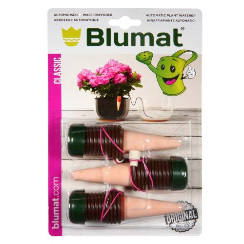 3 Blumats for Houseplants
